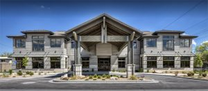 Big-D Construction has completed the 1394-m2 (15,000-sf) Adult Autism Center for Lifetime Learning in Murray, Utah. Photo courtesy Valley Behavioral Health