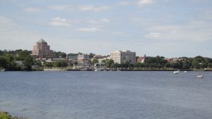 Cooper Robertson will be leading the development of a riverfront master plan in Middletown, Connecticut. Photo courtesy Bflood/Wikipedia