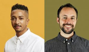 WXY has promoted Chris Rice and David Vega-Barachowitz as new directors in planning and urban design, respectively. Photos courtesy Saty + Pratha/WXY