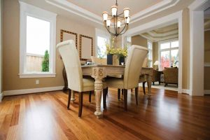 The magazine's series of sponsored e-books continues with a discussion on wood flooring over a concrete subfloor. Photo courtesy iStock.com
