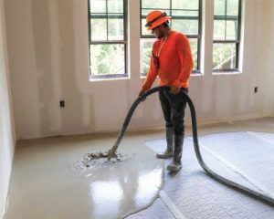 The magazine's series of sponsored e-books continues with a focus on Flooring underlayment performance. Photo courtesy Formulated Materials