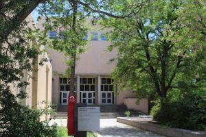 The University of New Mexico, Albuquerque, has selected Studio Ma for its College of Fine Arts facility master plan. Photo courtesy Studio Ma